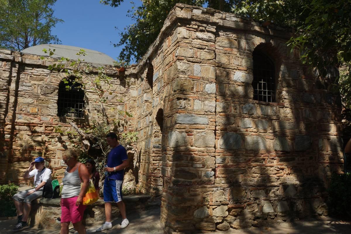 House of Virgin Mary, Ephesus, Turkey
