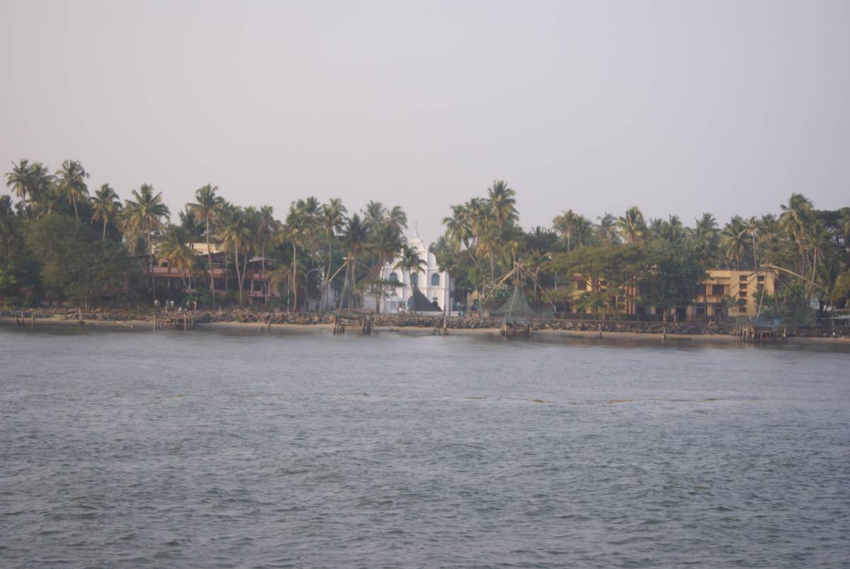 Kerala, Cochin, India,
