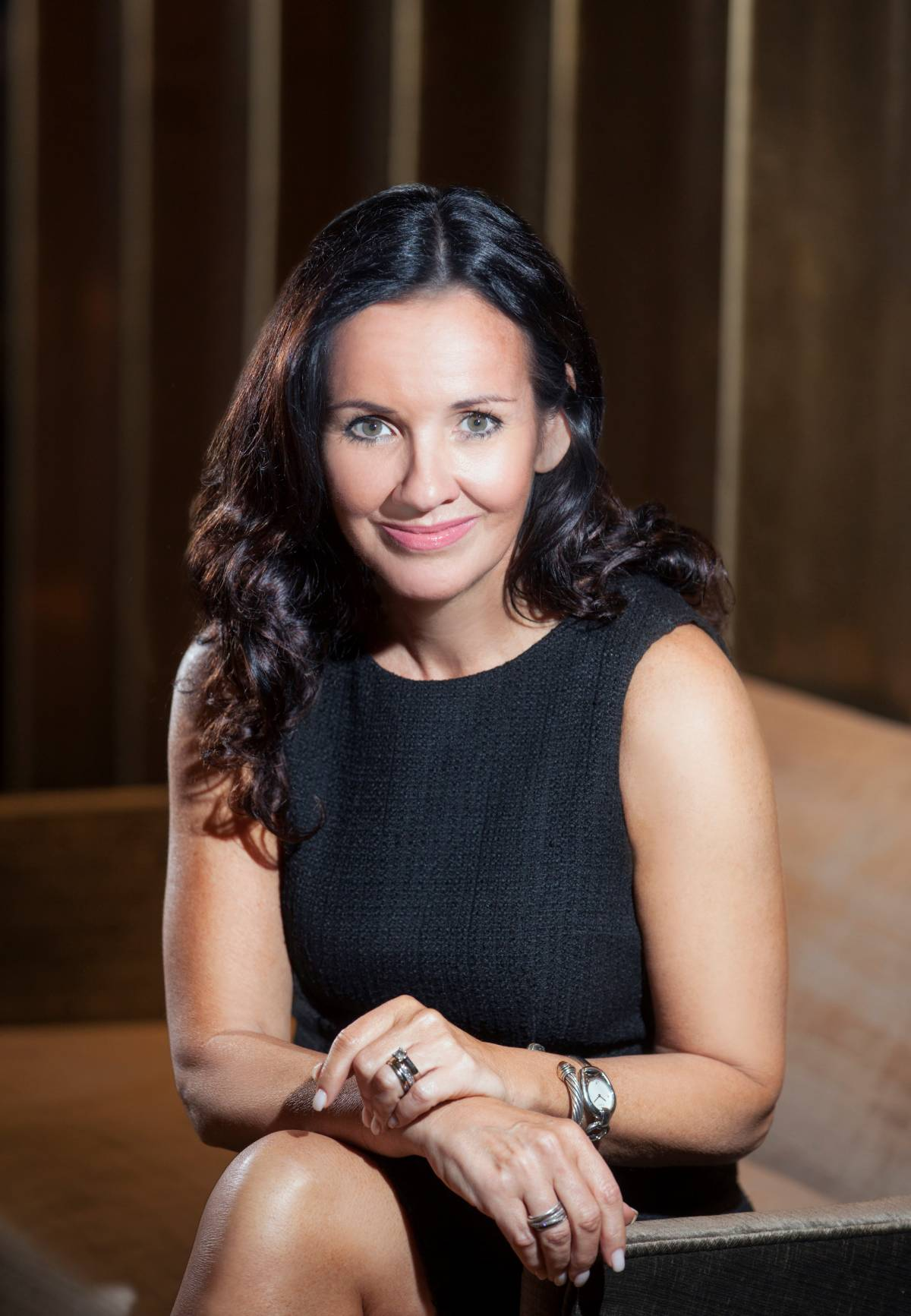 Sandy Russell, Global Innovative Hotelier, Joins Wharf Hotels