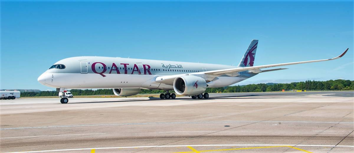 Qatar Airways Launches Revamped On-Board Dining Menu