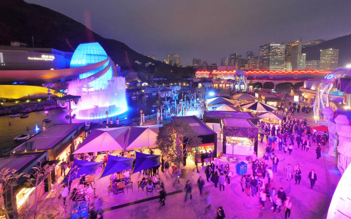 Ocean Park Hong Kong Presents Summer Carnimal 2018