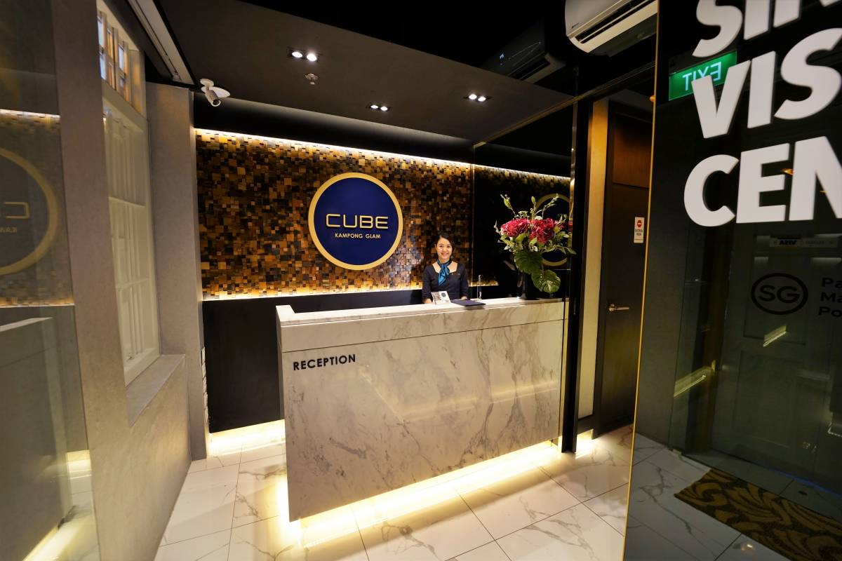 CUBE Boutique Capsule Hotels Opens Second Property in Singapore's Kampong Glam