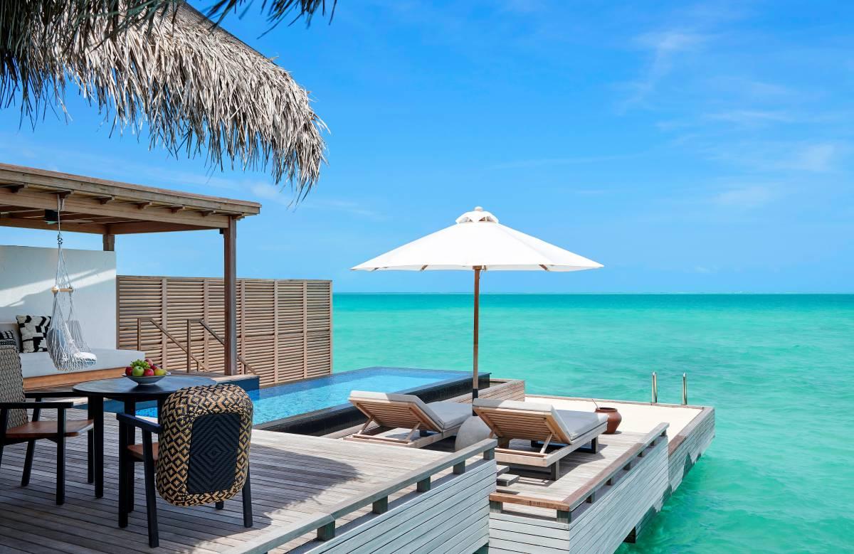 The Coralarium by Jason deCaires Taylor opens at Fairmont Maldives Sirru Fen Fushi