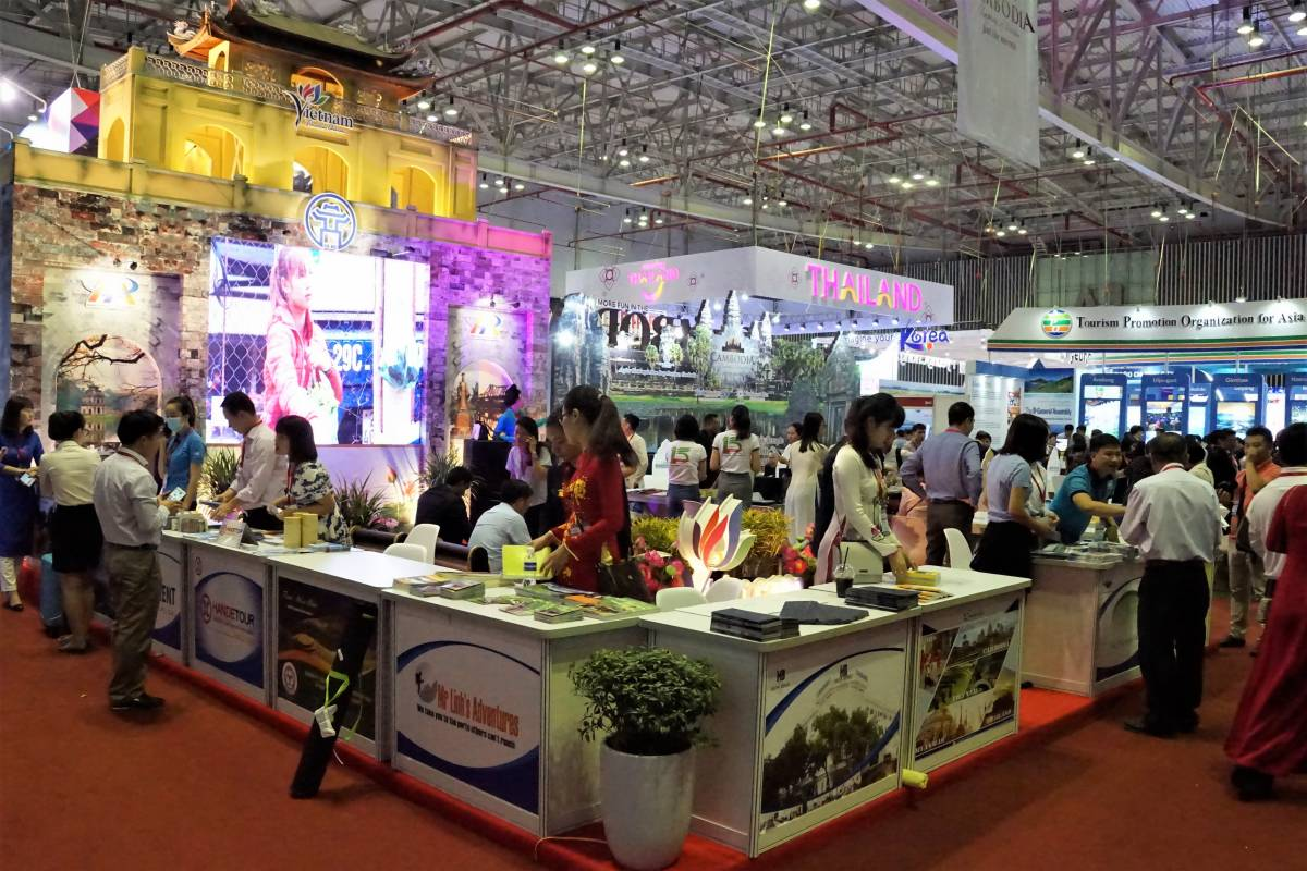 Travel Fun Fair Day at the 14th Edition of ITE HCMC