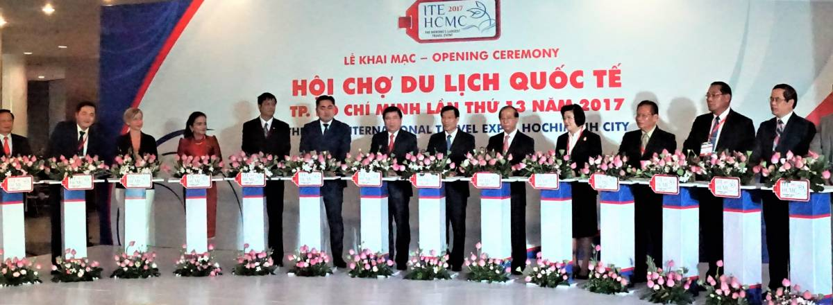 Over 300 International Companies and Brands Confirmed For 14th International Travel Expo Ho Chi Minh City (ITE HCMC)