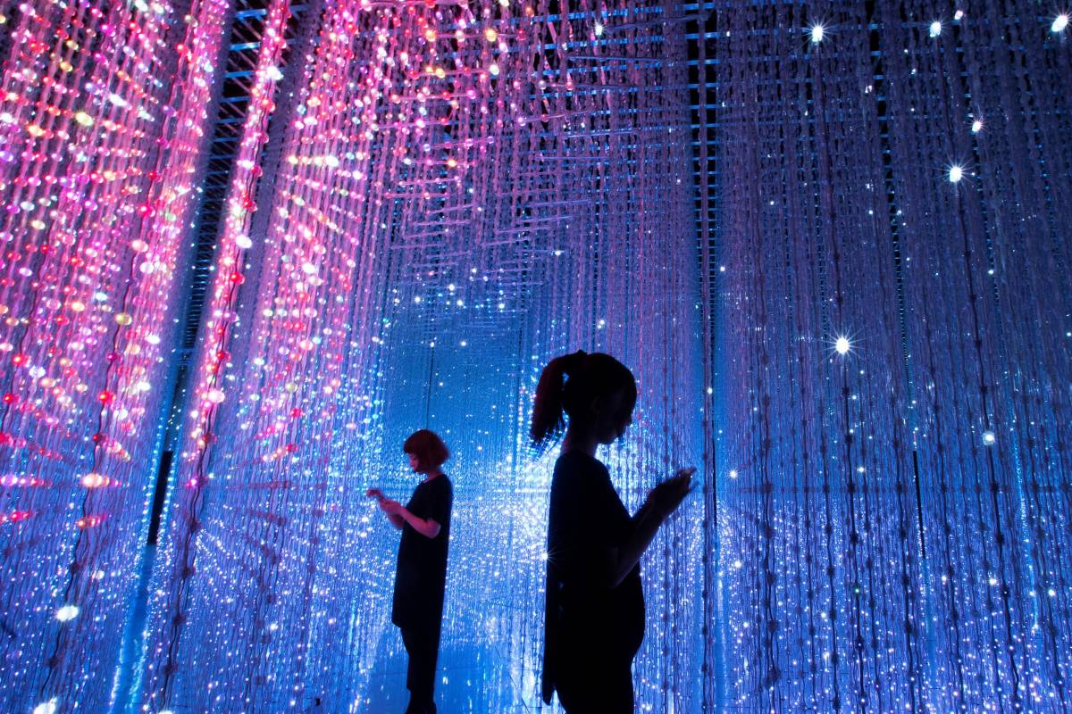 ArtScience Museum transcends boundaries by transforming Future World 10 new artworks