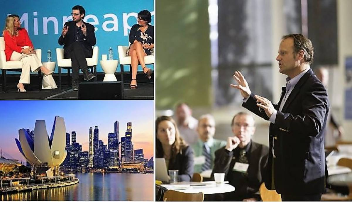 Inaugural Tourism and Travel Media Summit Launches Professional Development Program in Singapore