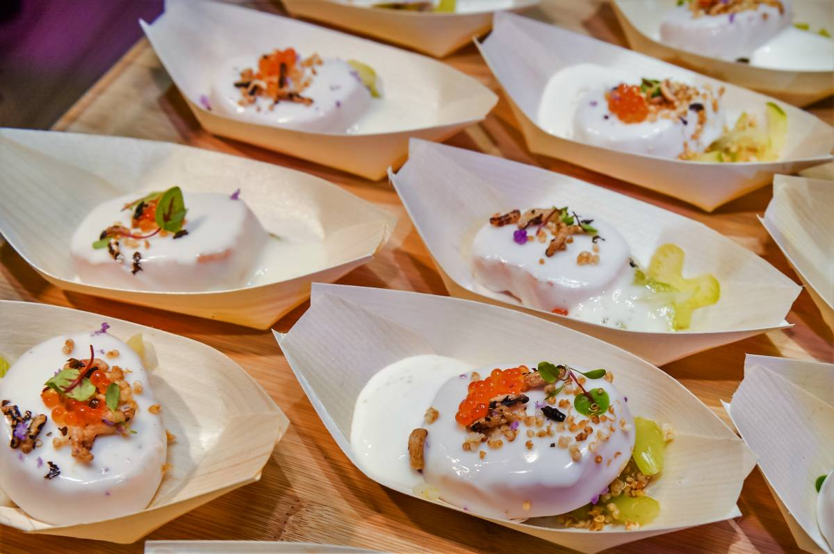 PURPLE SAGE ELEVATES CATERING SERVICE WITH NEW CONCEPTS