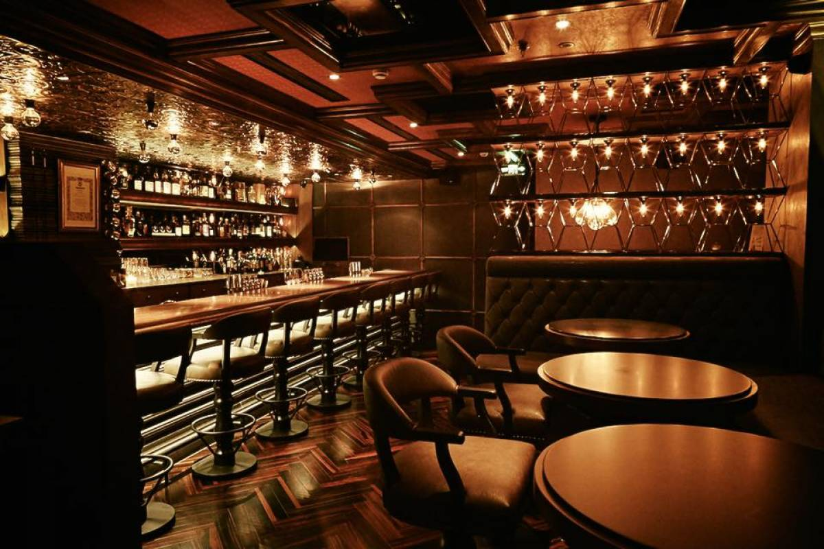 DANDELYAN NAMED THE WORLD'S BEST BAR AT THE WORLD'S 50 ...