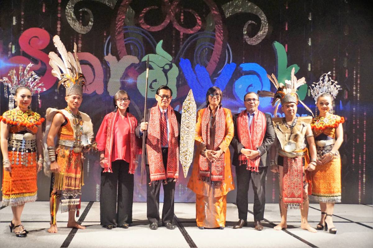 SINGAPORE TO BE KEY HUB FOR SARAWAK TOURISM BOARD'S PROMOTIONAL ACTIVITIES