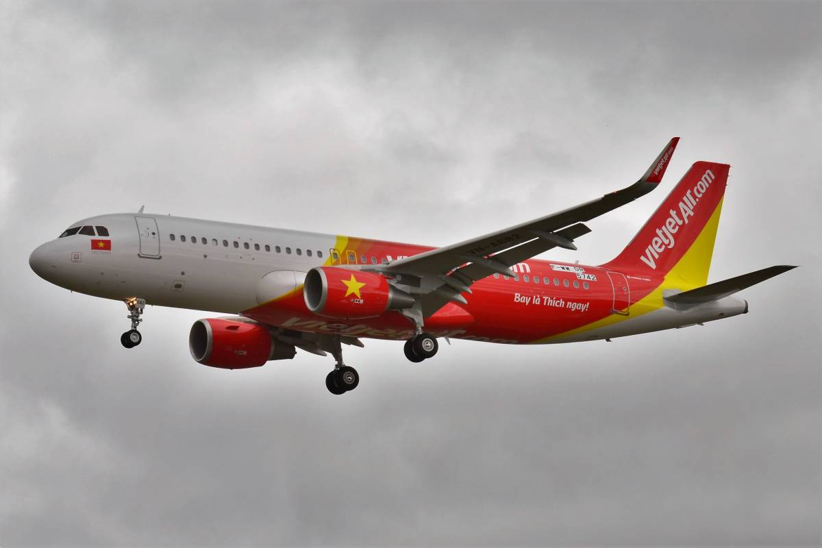 Vietjet Announces Ticket Sale With One Million Tickets Available From S$0