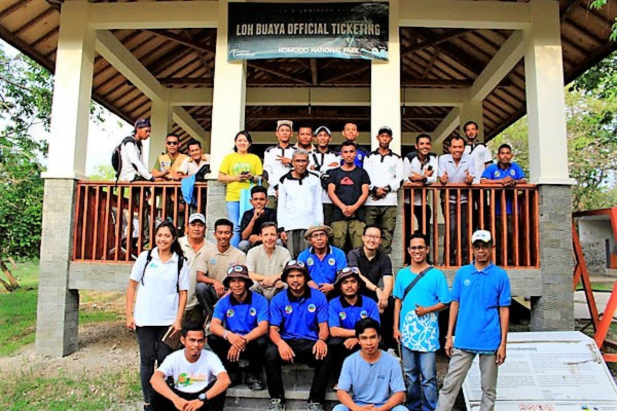 AYANA KOMODO RESORT KICKS OFF 2019 WITH STRONG SUPPORT FOR KOMODO NATIONAL PARK RANGERS