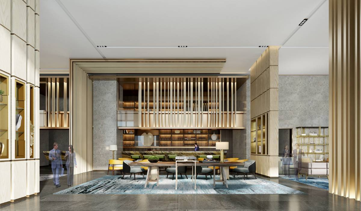 First International Upscale Hotel in New Taipei City Reconfirms Hilton Hotels & Resorts Asia Pacific's focus on fast-track growth