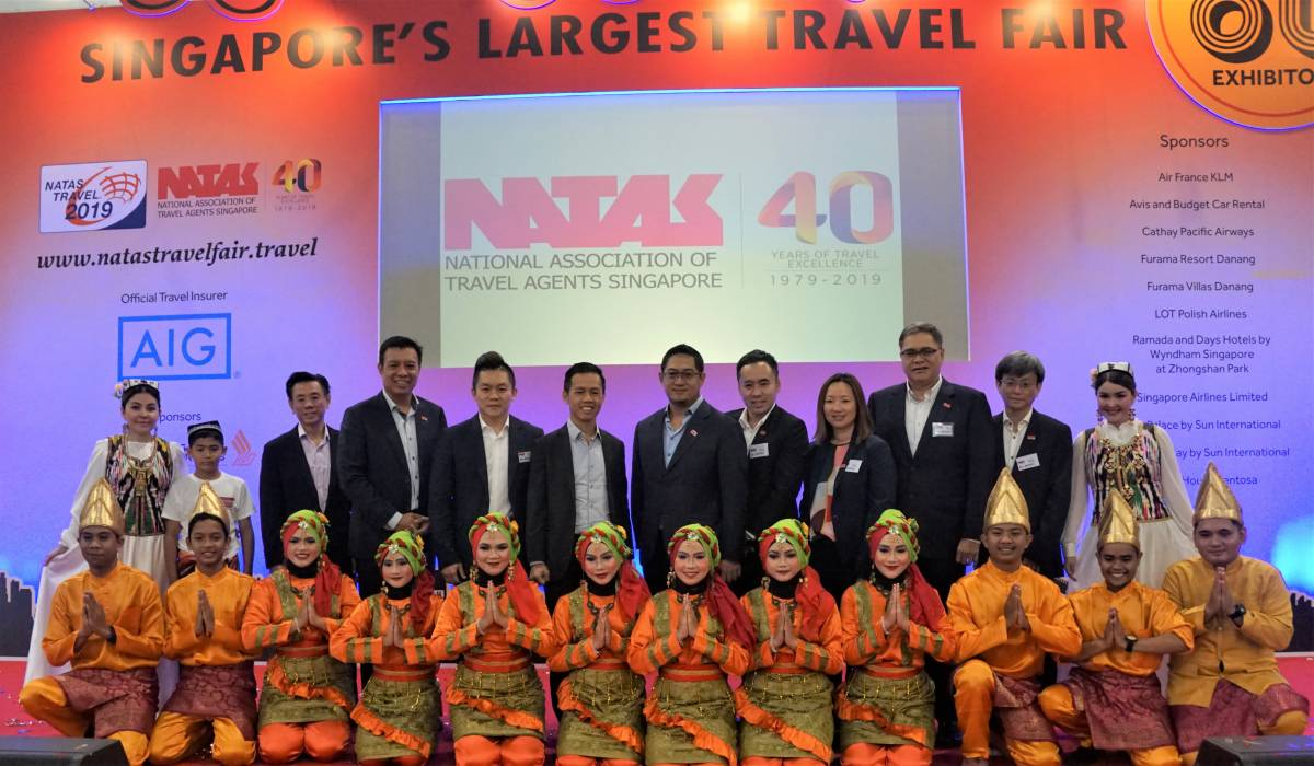 Look no further, NATAS Travel 2019 is back!