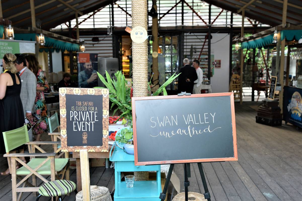 Fresh Swan Valley Food and Wine Trails Unearthed in Singapore