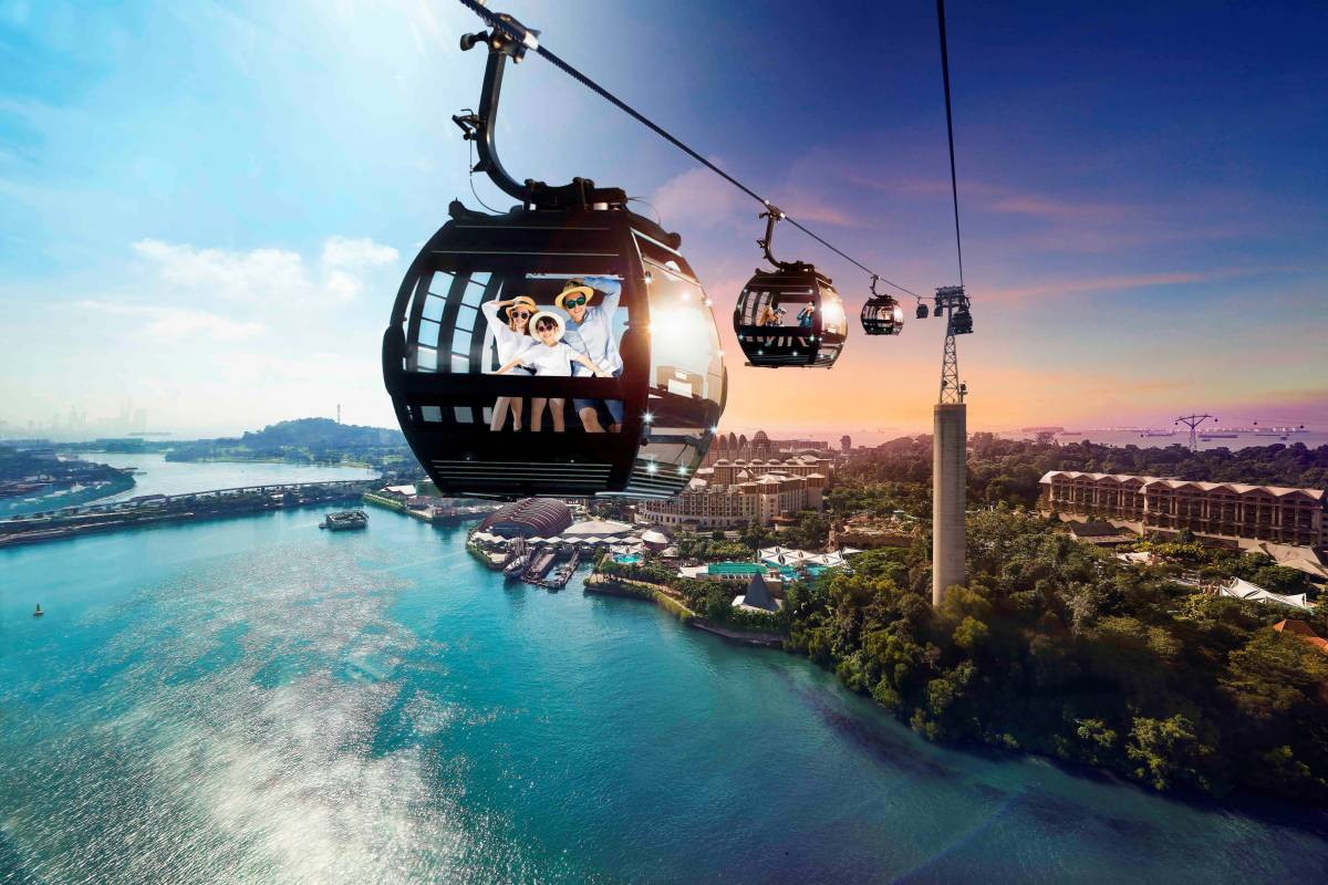 ONE FABER GROUP LAUNCHES SPECIAL $4.50 SINGAPORE CABLE CAR SKY PASS IN CELEBRATION OF 45th ANNIVERSARY