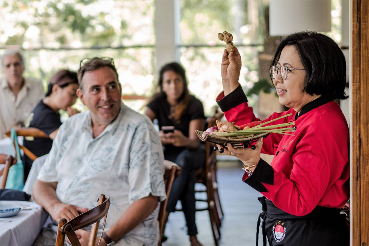 UBUD FOOD FESTIVAL SET TO SERVE A FEAST OF IDEAS TO MAKE INDONESIAN FOOD GO GLOBAL