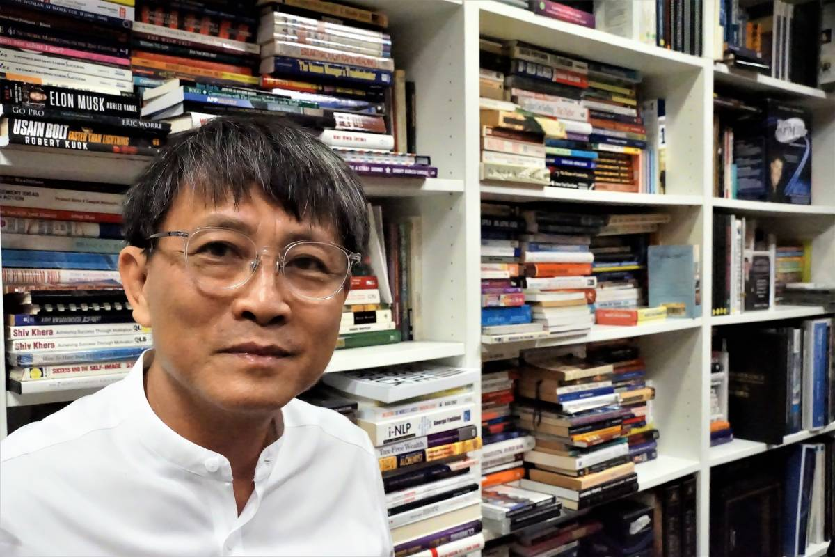 RICHARD TAN SUCCESSFULLY BUILDS SUCCESS RESOURCES