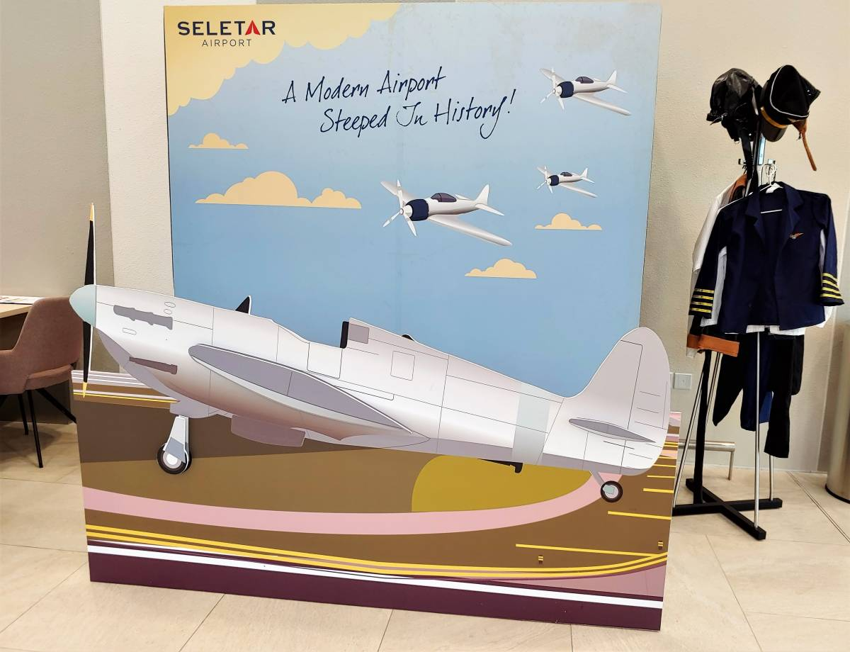 WILL FIREFLY TAKE OFF AT SELETAR?