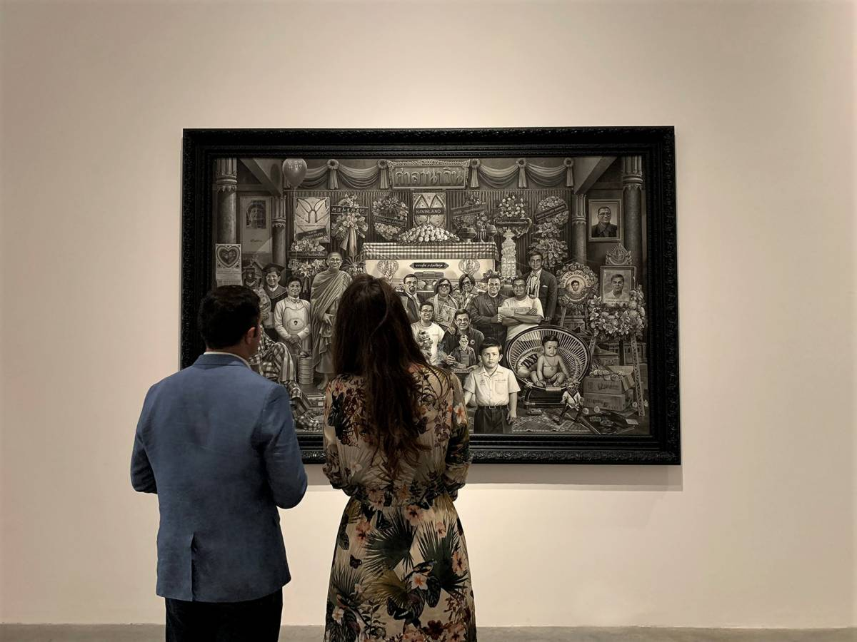 137 PILLARS BANGKOK SUITES & RESIDENCES LAUNCHES EXCLUSIVE PRIVATE ART TOURS WITH LOCAL ART GURU