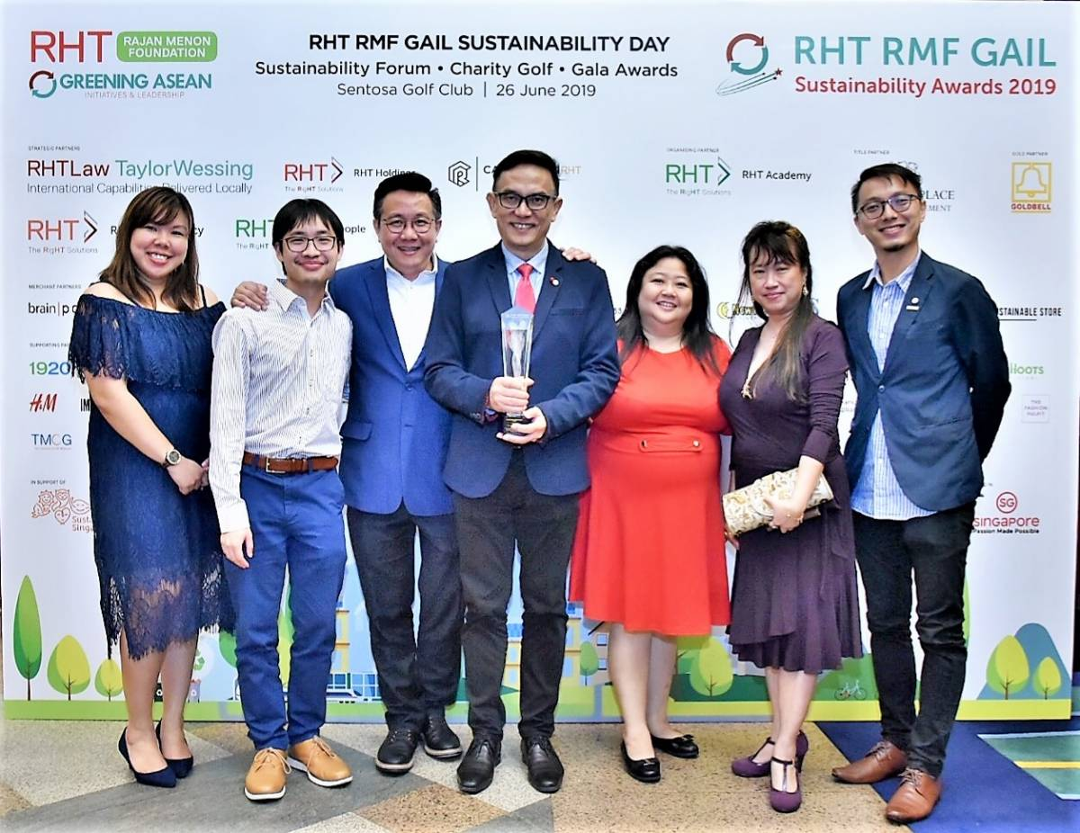 Travel Corporation Wins Sustainability Gamechanger Award