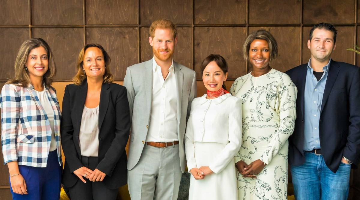 Prince Harry Launches New Global Sustainable Travel Initiative: 'Travalyst'