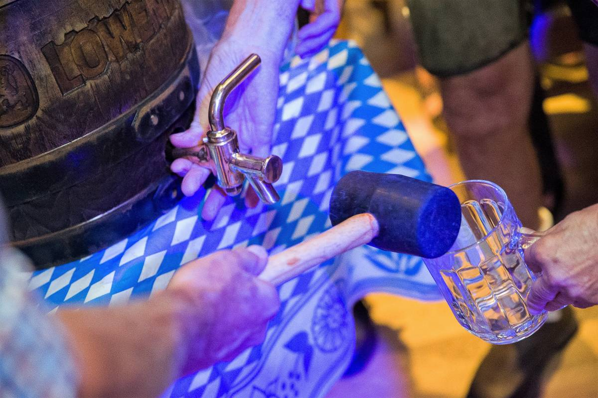 EAT, DRINK AND BE MERRY – IT'S OKTOBERFEST TIME AT PAULANER!