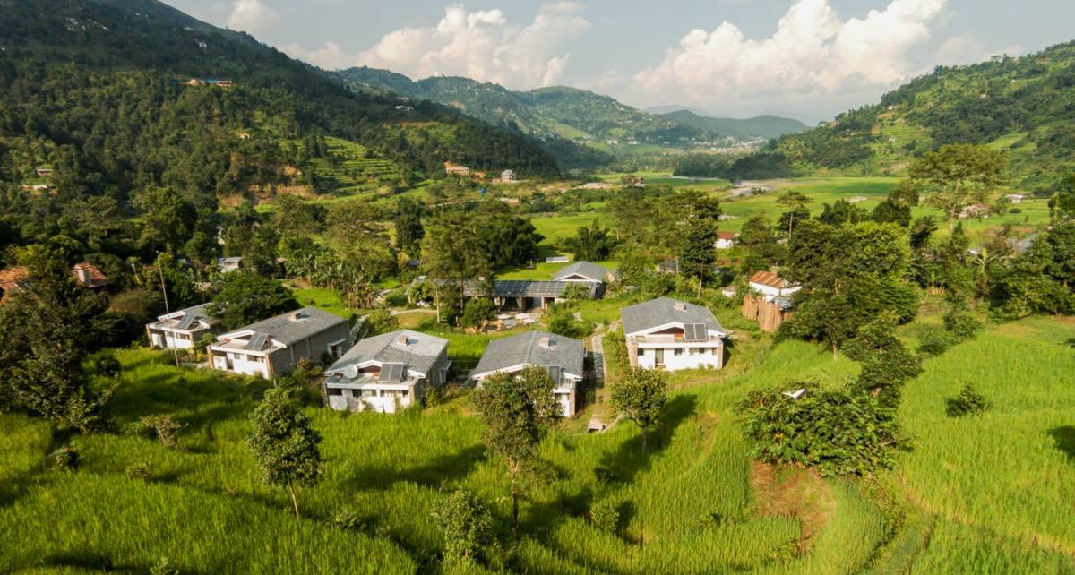 PAVILIONS HIMALAYAS THE FARM: HELPING GUESTS 'GIVE BACK' THROUGH WORK, WEALTH AND WISDOM
