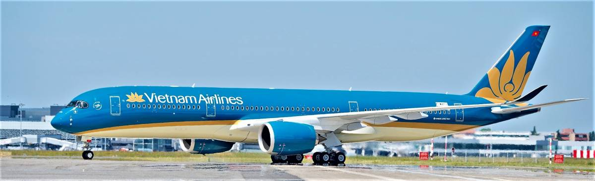 Vietnam Airlines Takes the Lead in Offering In-Flight Wi-Fi Service