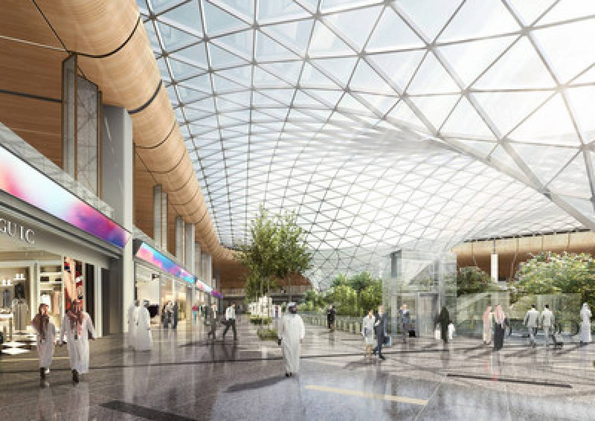 Hamad International Airport Expansion: Airport Capacity to Soar to More Than 60 Million Passengers Annually