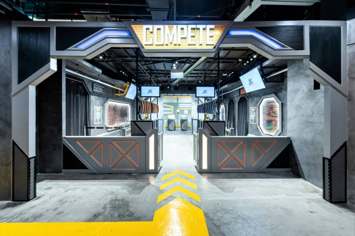 "CHALLENGES AWAIT AT THE WORLD'S FIRST NERF ACTION XPERIENCE (""NAX"") ARENA IN SINGAPORE"