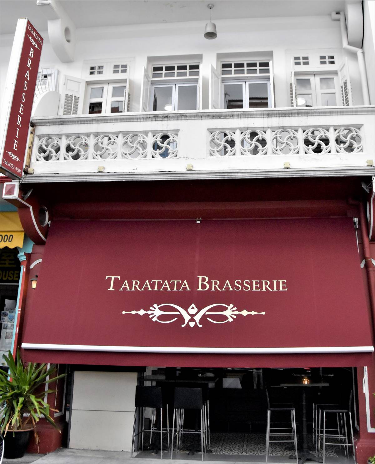 Taratata Brasserie, Singapore Launches French Cuisine Lunch and Dinner Set Menus