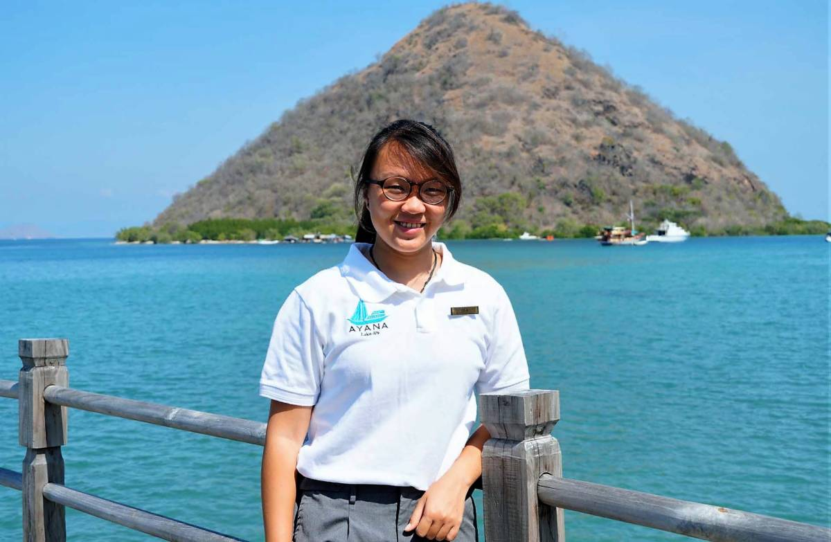 AYANA KOMODO WELCOMES NEW MARINE BIOLOGIST TO HELP PROTECT ITS REEF