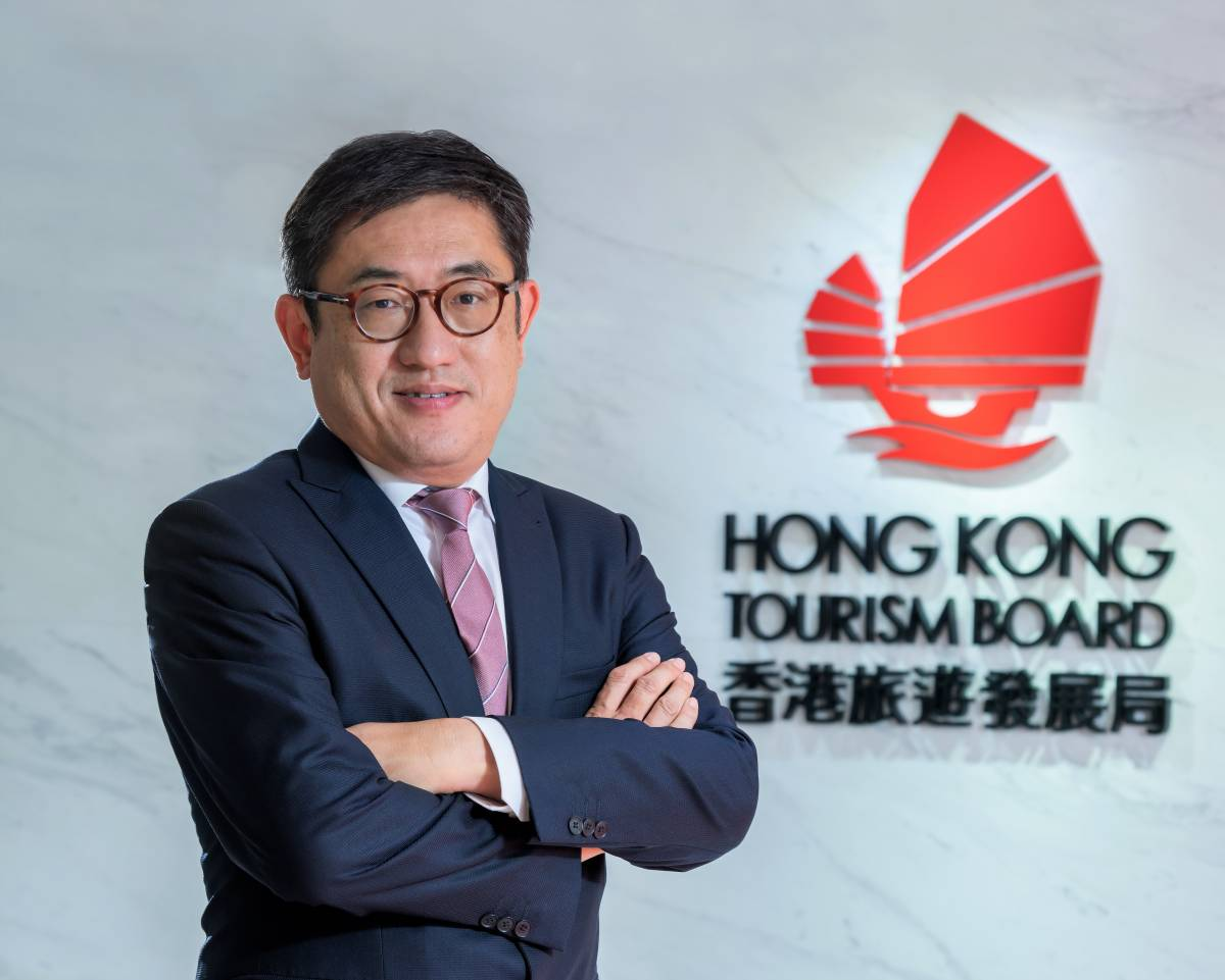 NEW HKTB EXECUTIVE DIRECTOR DANE CHENG ASSUMES OFFICE