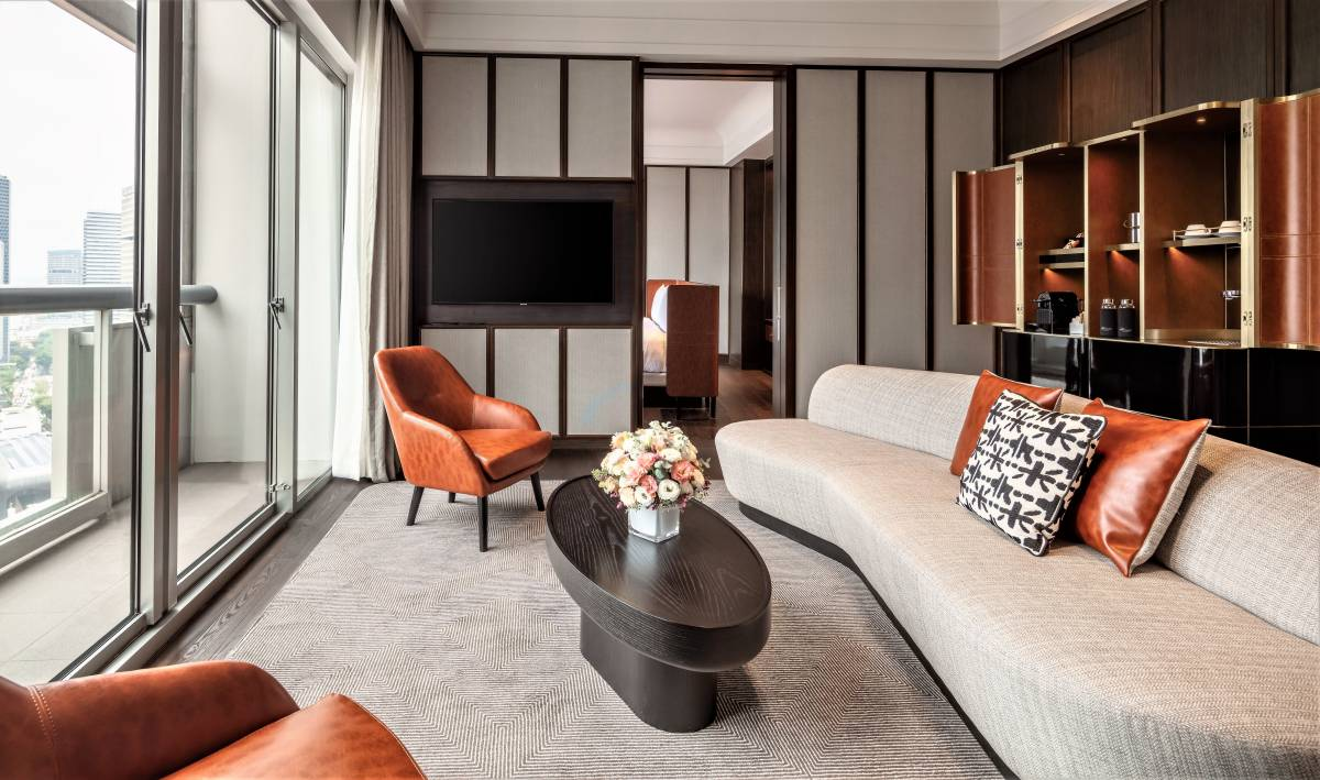 Fairmont Singapore... A New Way To Stay