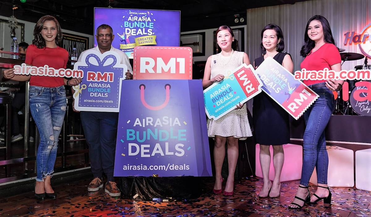 airasia.com introduces hard-to-resist bundle value deals