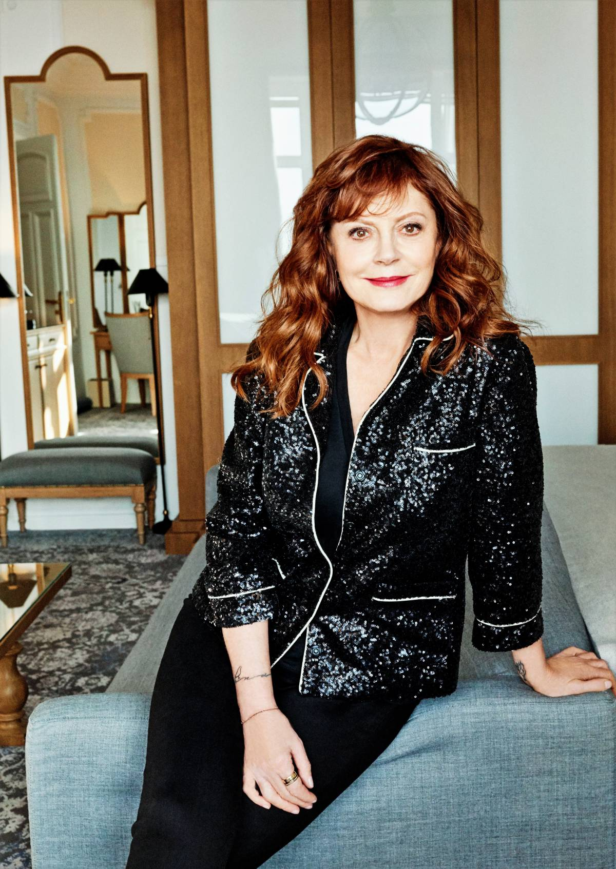 FAIRMONT HOTELS & RESORTS WELCOMES FILM ICON SUSAN ...