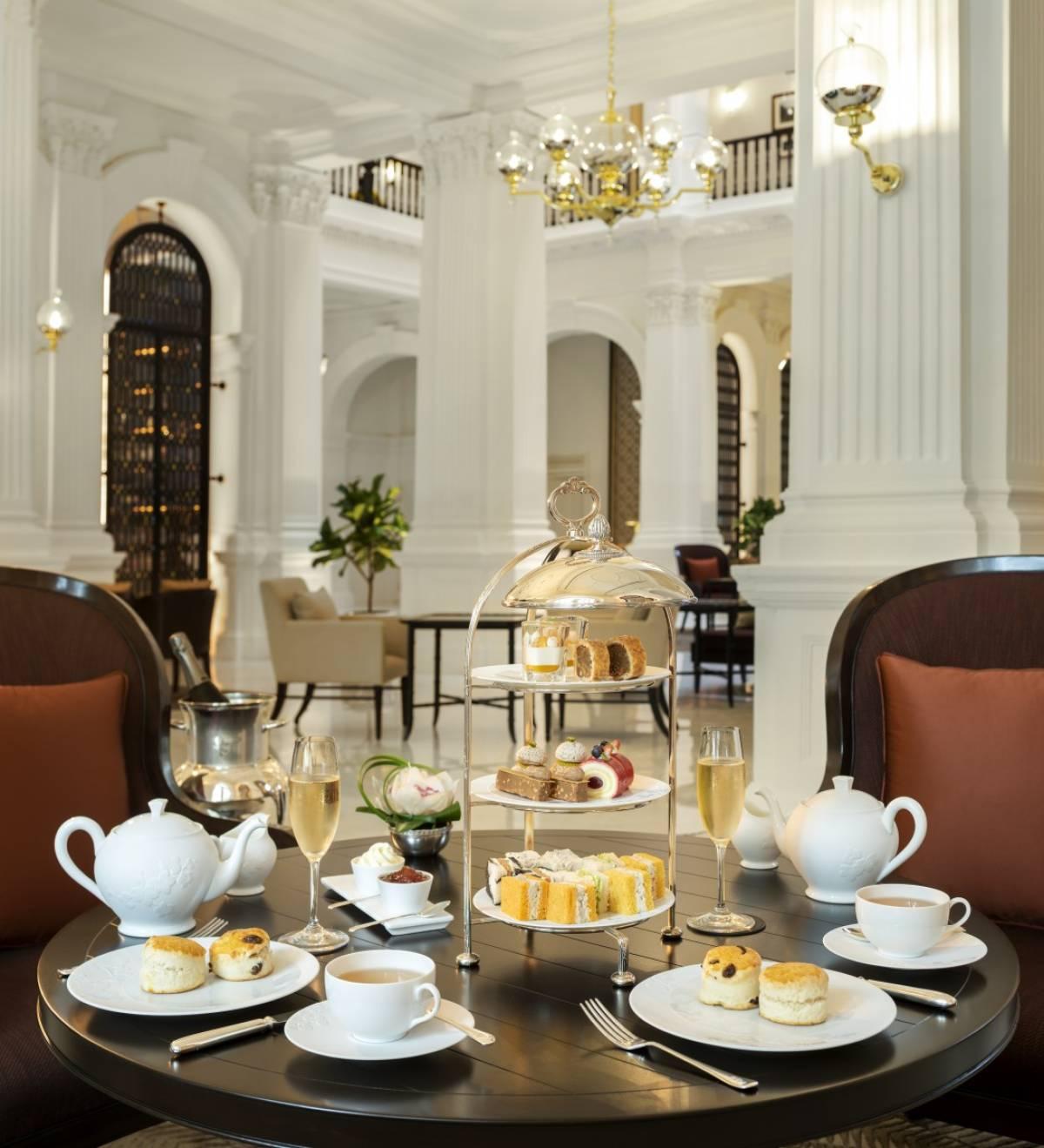 CELEBRATE VALENTINE'S DAY WITH ROMANTIC INDULGENCES AT RAFFLES HOTEL SINGAPORE