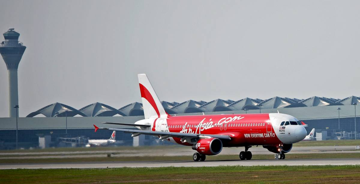 AirAsia Suspends Flights Between the Philippines and China