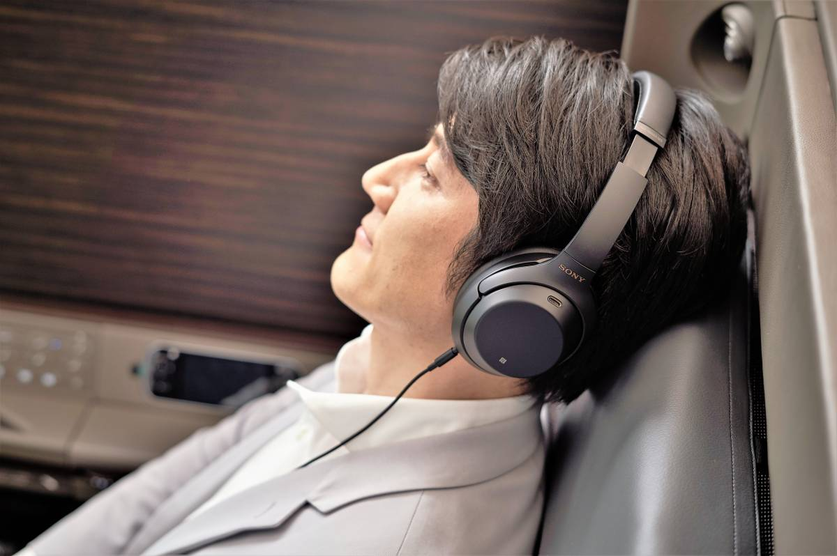 ANA to Offer Advanced Noise-cancelling Headphones to All First Class Passengers on International Routes