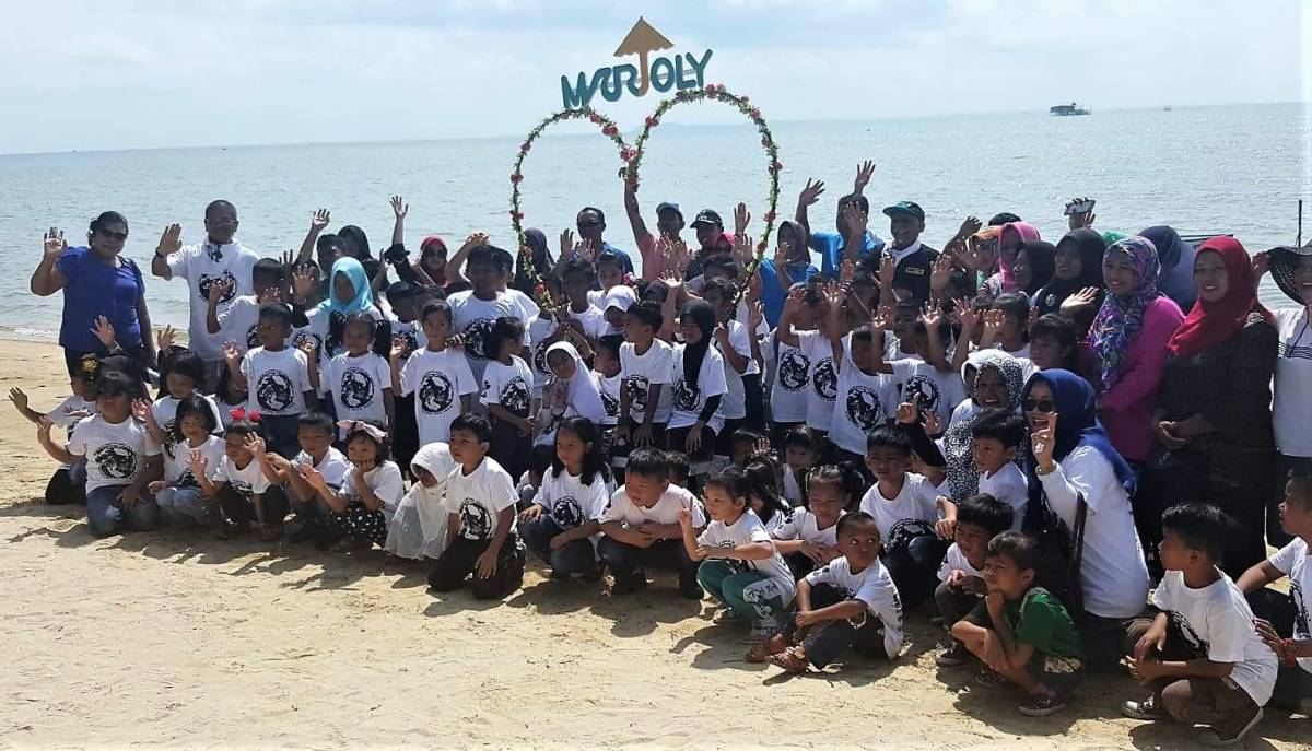 8th Save Our Sea and Earth in Trikora Beach 2020