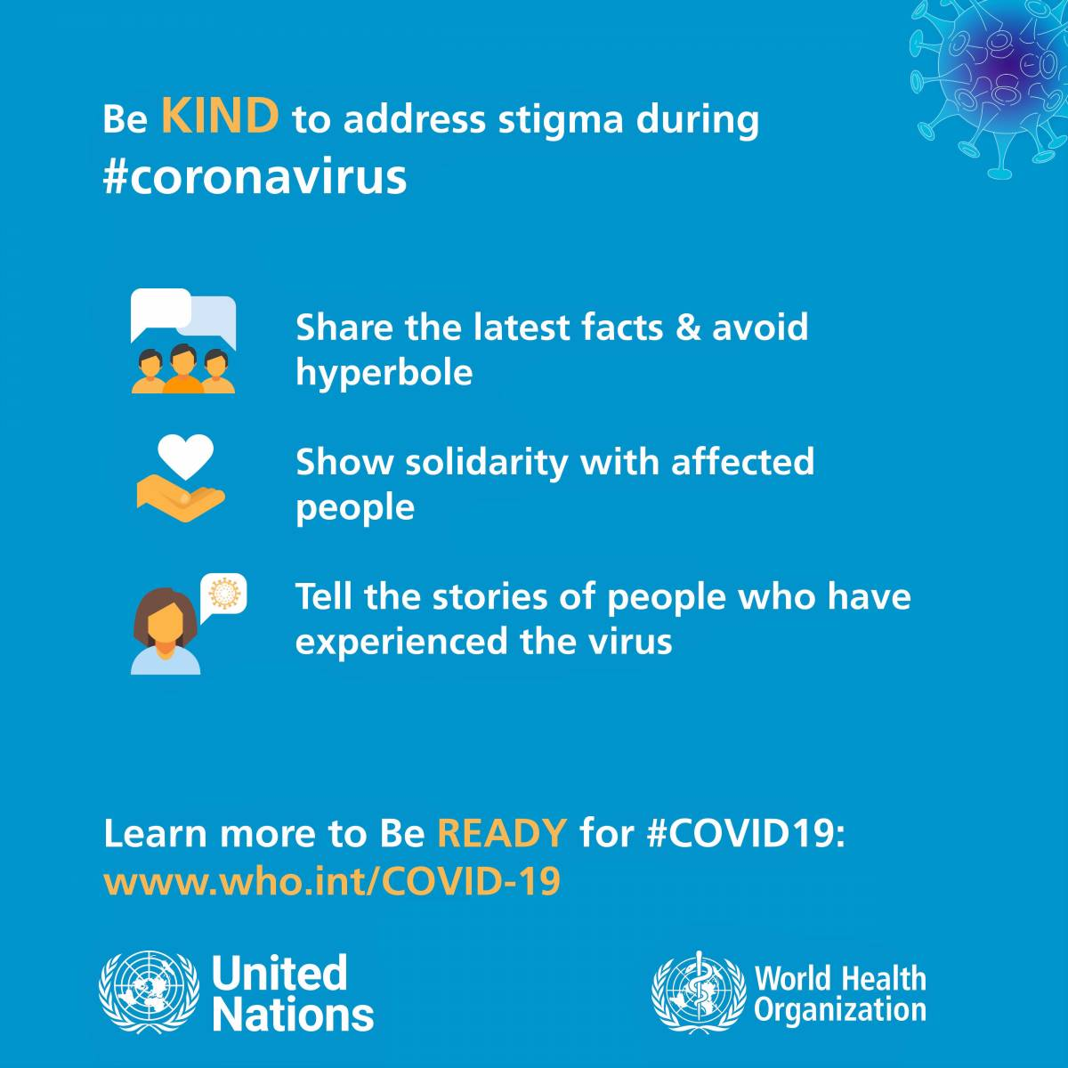 BE READY FOR COVID-19 STAY HEALTHY, TRAVEL RESPONSIBLY