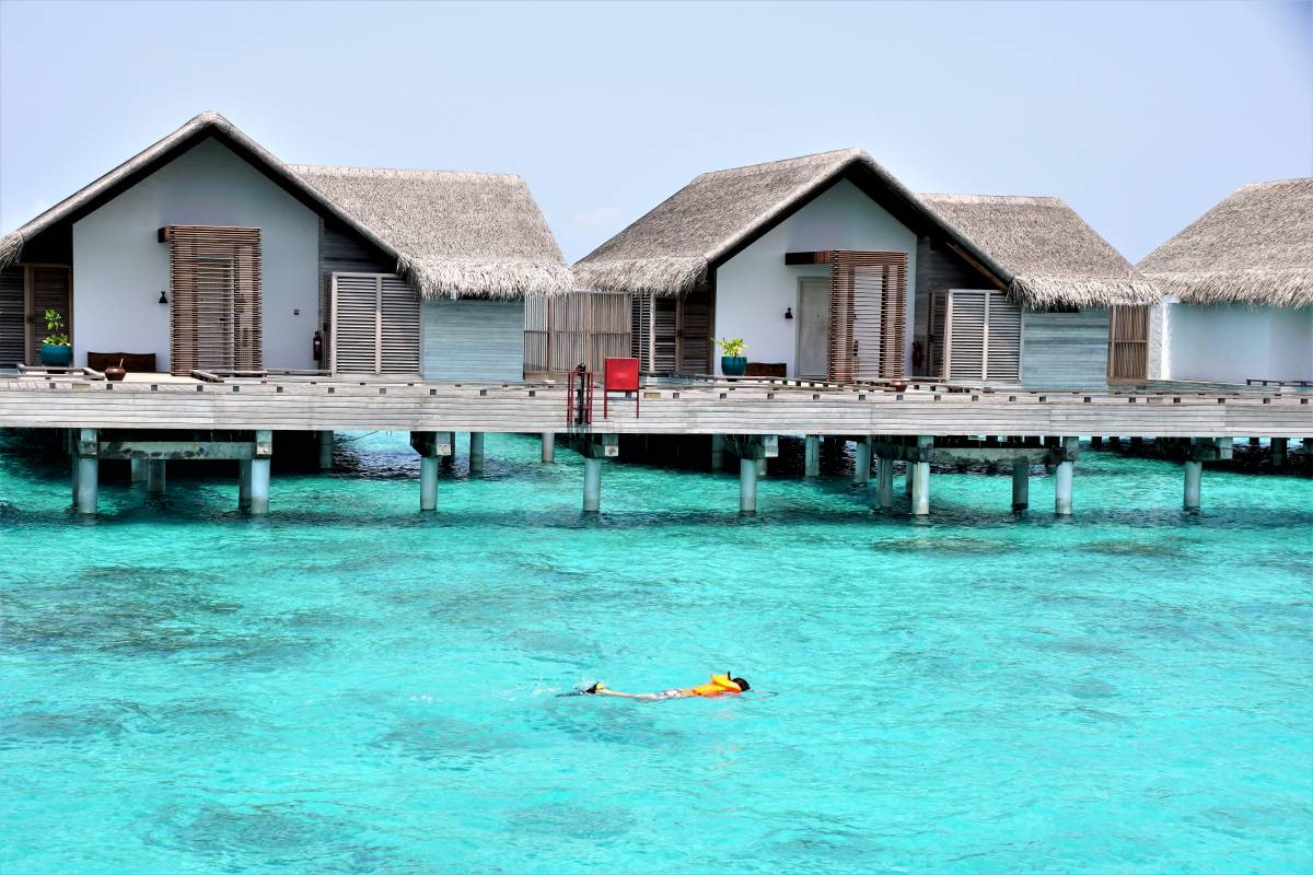 SIRRU FEN FUSHI OFFERS LUXURIOUS INDULGING COMFORT IN THE MALDIVES