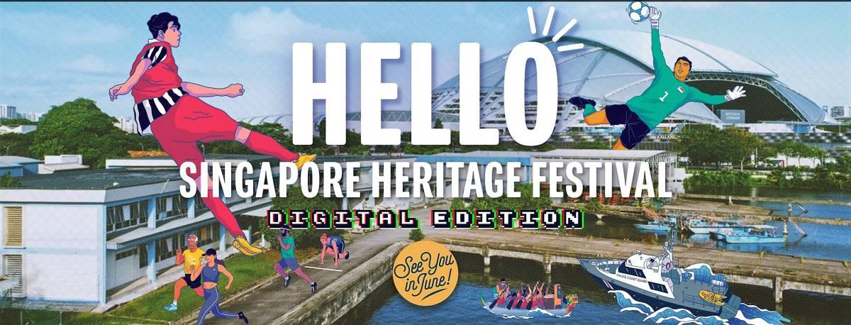 Singapore Heritage Festival 2020: Digital Edition