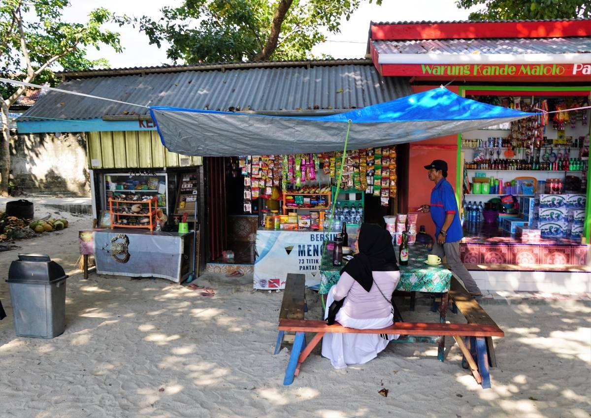 Karampuang Island, Mamuju, Sulawesi, Indonesia