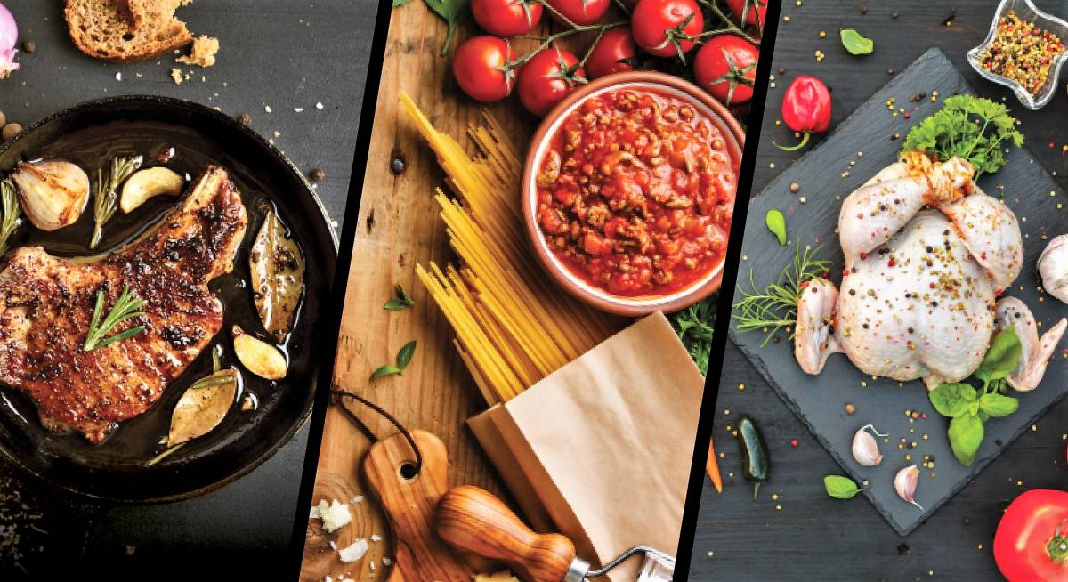 TRANSFORM YOUR MEALS AT HOME BY PREPARING THEM FROM SCRATCH WITH FAIRMONT AND SWISSÔTEL RECIPE KITS!