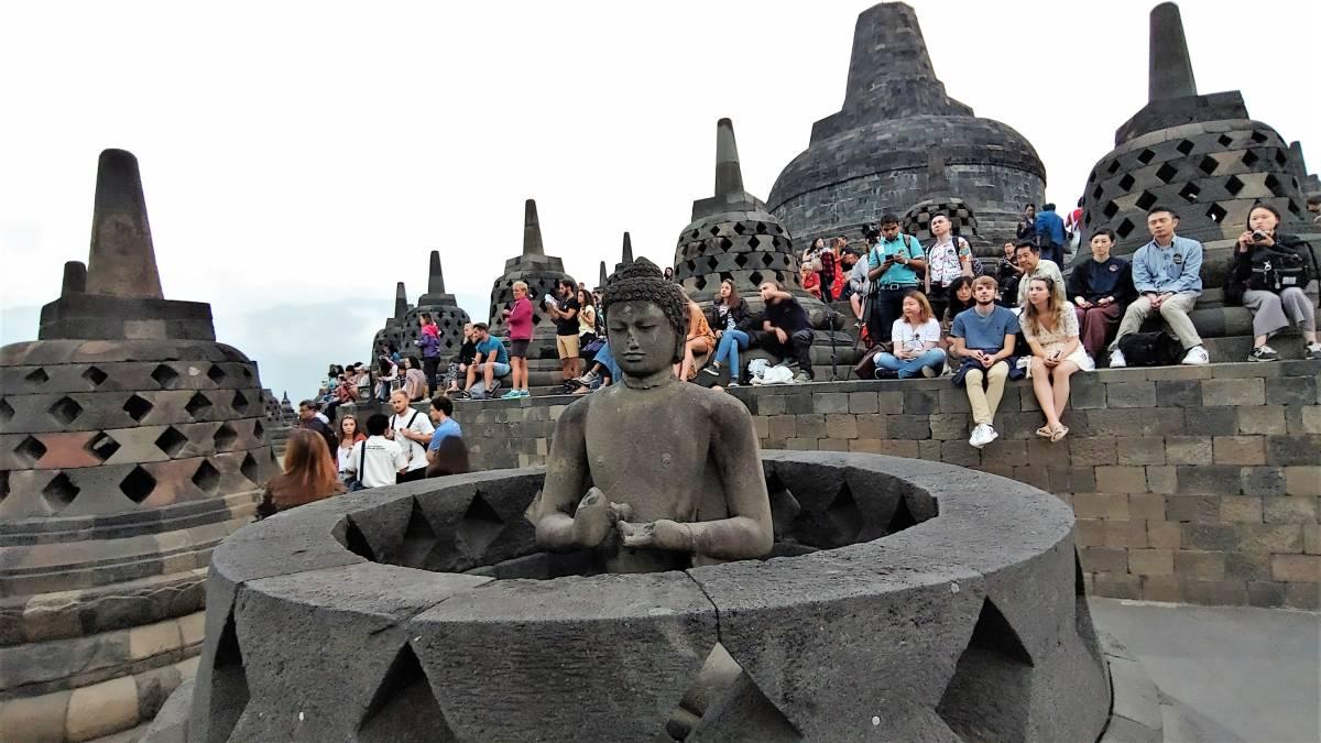 Exploring Jogjakarta and Environs II