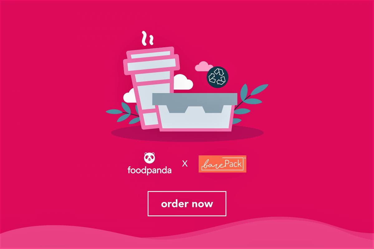 foodpanda introduces initiatives in support of healthcare workers and the environment