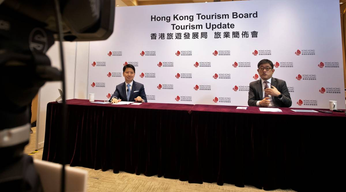 Hong Kong Tourism Board Foresees New Tourism Landscape After Pandemic