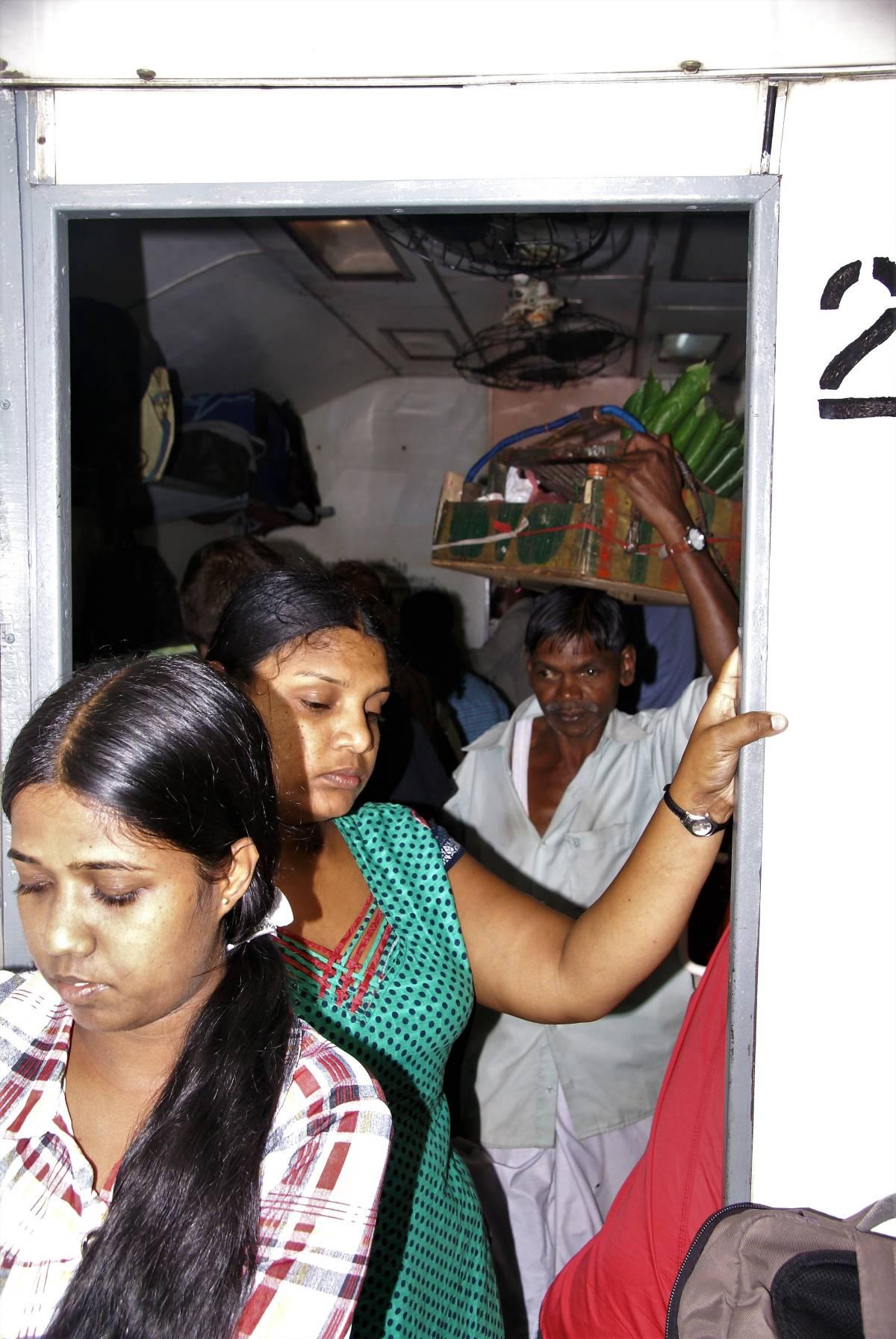 From Colombo to Rambukkana through Peradeniya to Tea Plantation Country in Sri Lanka